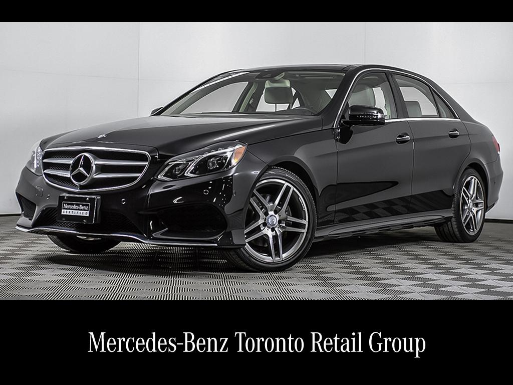 Certified Pre-Owned 2015 Mercedes-Benz E-CLASS E250