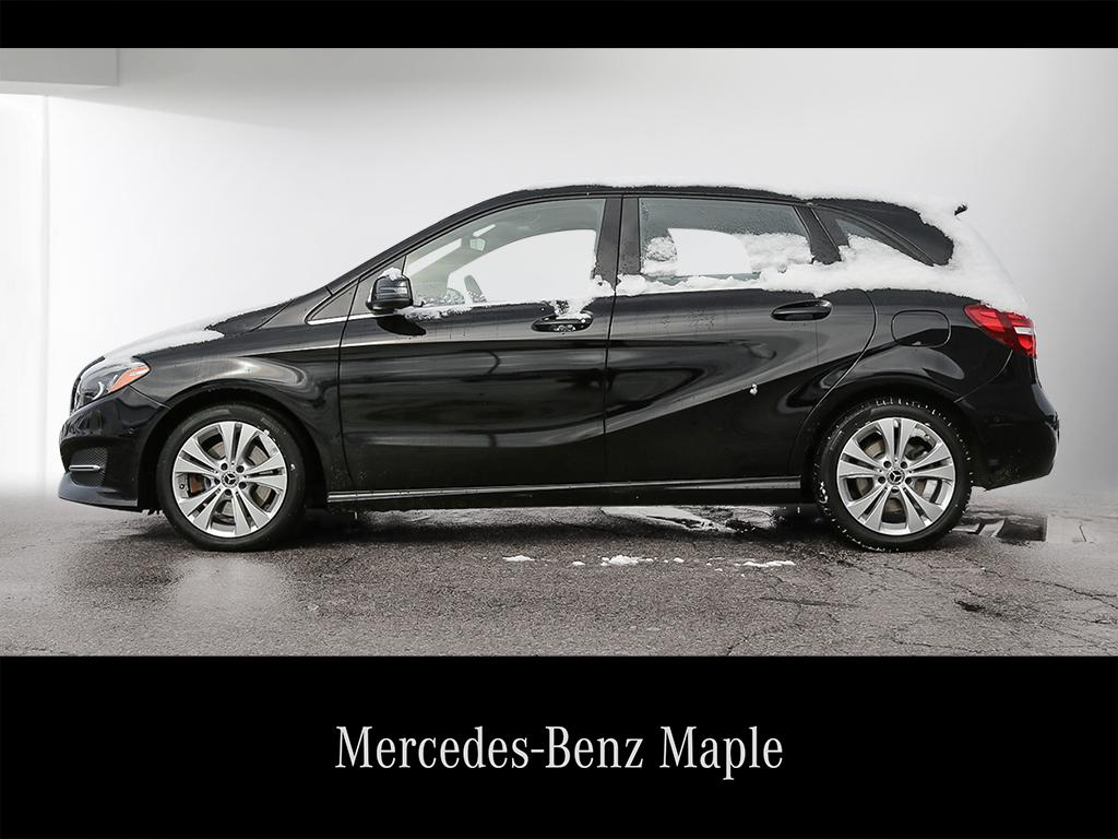 Certified Pre-Owned 2018 Mercedes-Benz B-CLASS B250