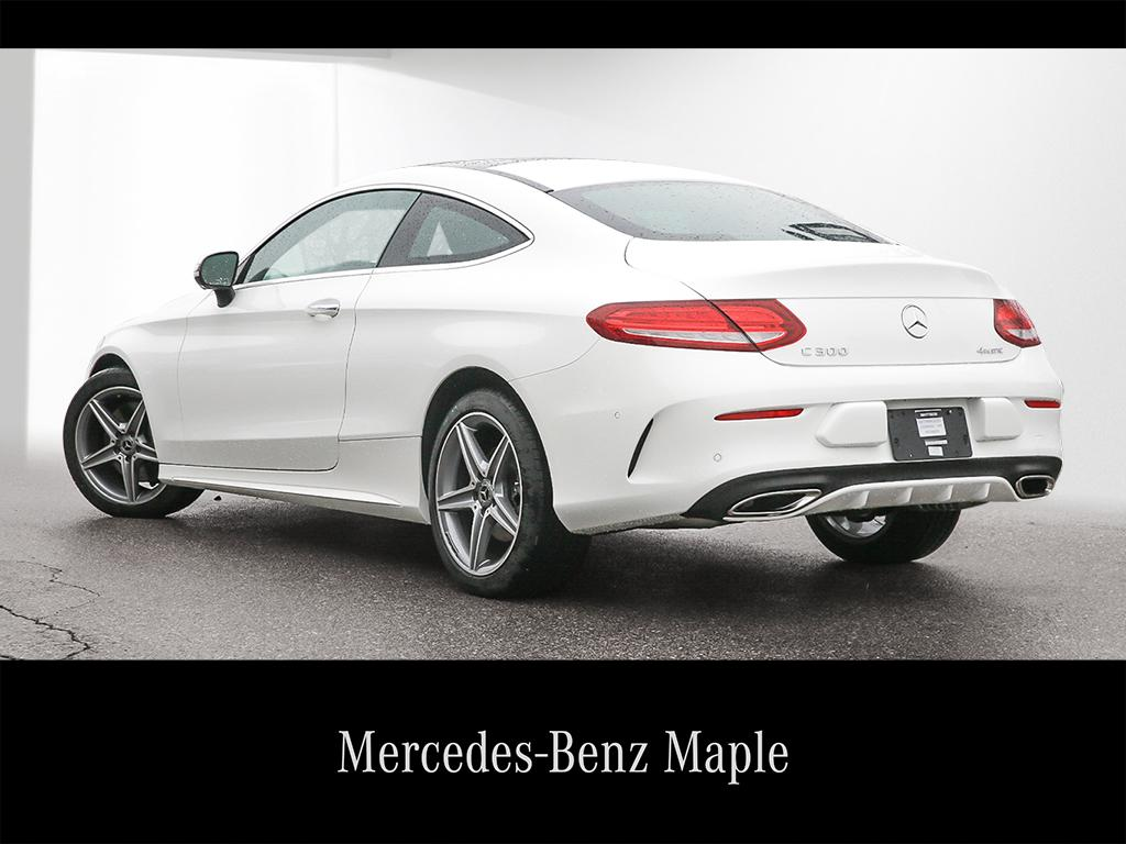 benz class mercedes awd c package certified sport navigation detail used
