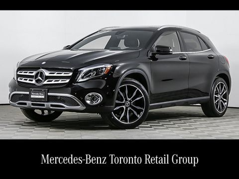 Certified Pre-Owned 2018 Mercedes-Benz GLA GLA250